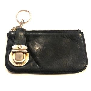 Authentic Marc Jacobs key chain card holder
